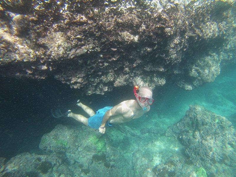 Sightseeing & Snorkeling Tour 5