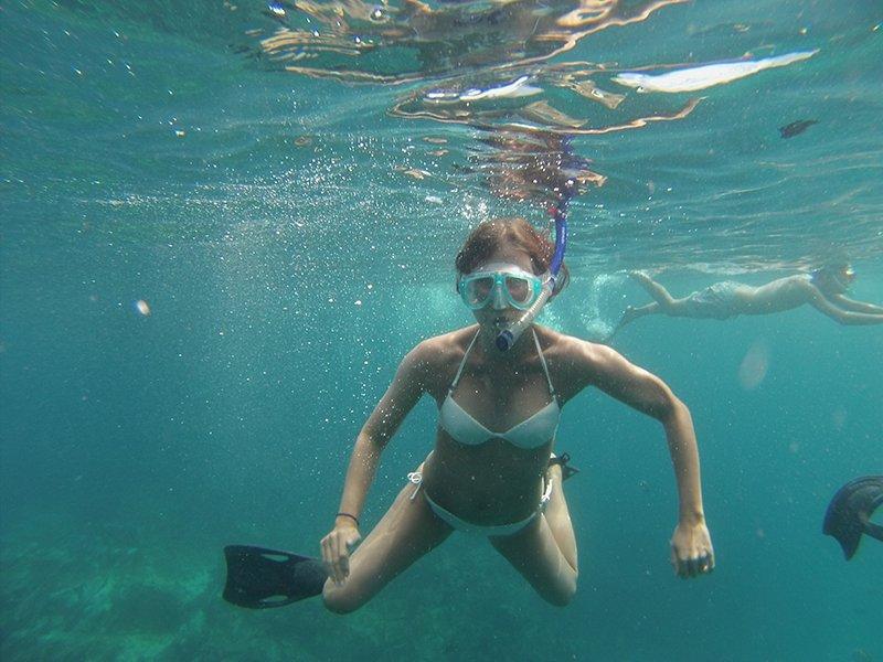 Sightseeing & Snorkeling Tour 6