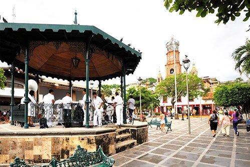 Town---Square---Vallarta