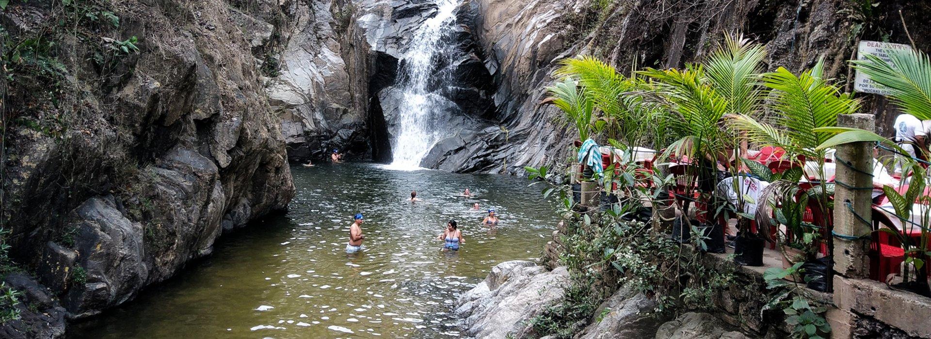 Quimixto waterfall Mexico2 1