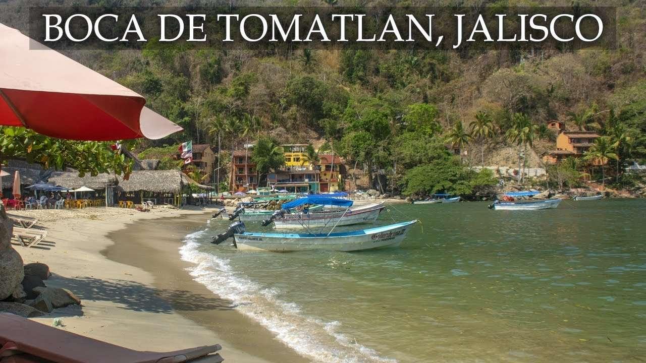 Boca de Tomatlan, Banderas Bay