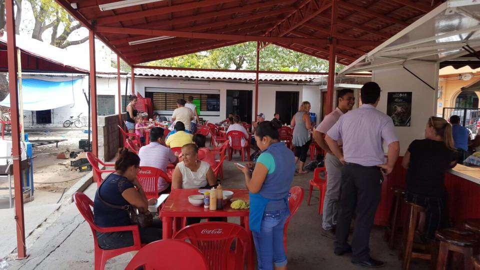 Tacos Mar y Tierra Restaurant