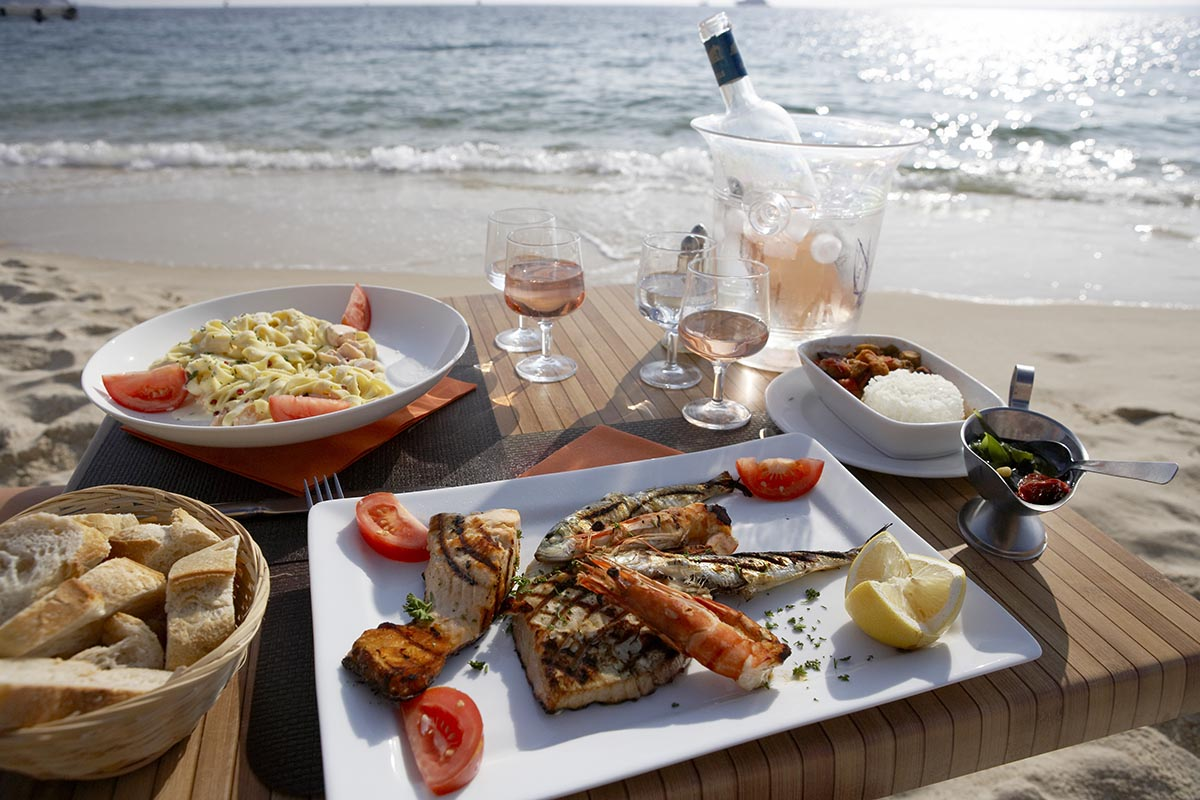 Seafood Lunch by the Sea - Best of Banderas Bay