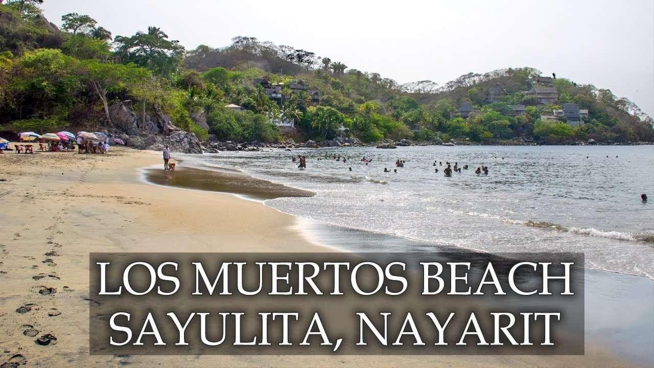 Los Muertos Beach, Sayulita, Nayarit, Mexico