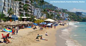 Los Muertos Beach, Puerto Vallarta
