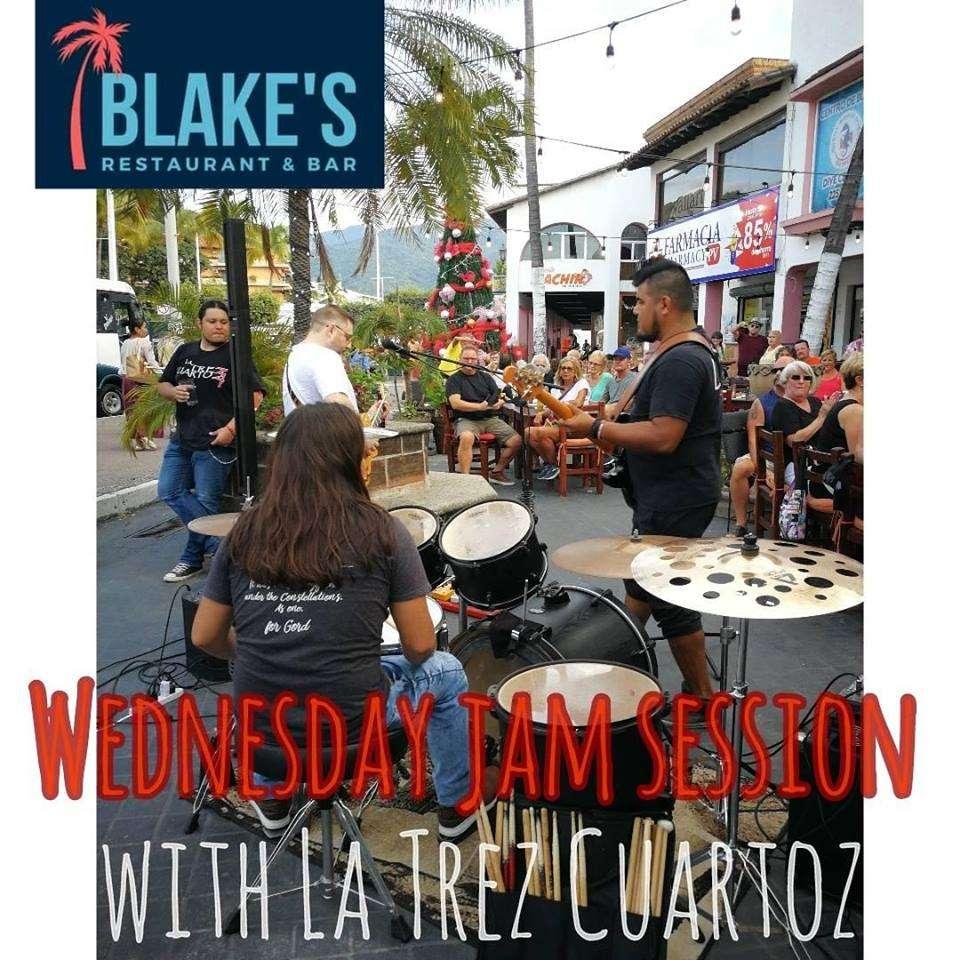 La Trez Cuartoz at Blake's