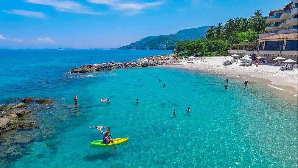 Best Beaches around Banderas Bay