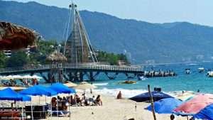 Los Muertos Beach and Pier