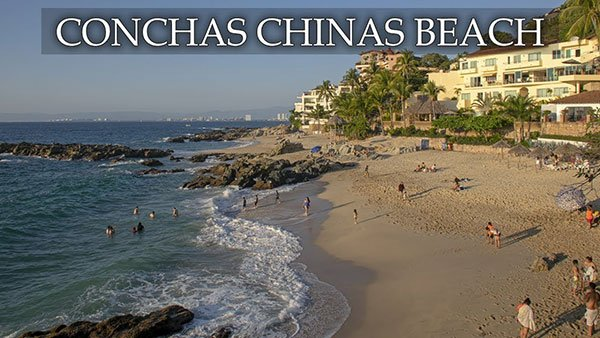 Conchas-Chinas-Beach